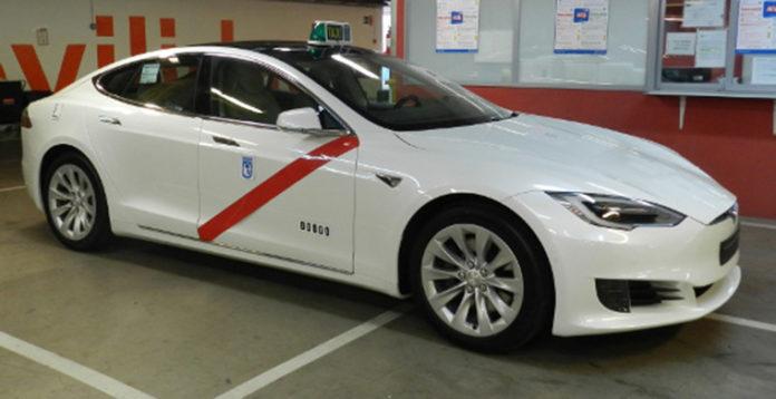 Modelo de taxi CERO emisiones