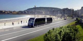 autobús Irizar Ie tram
