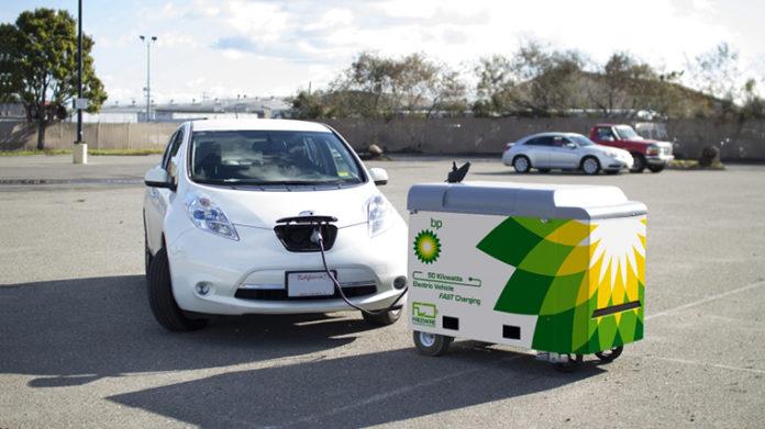 Las grandes petroleras y el sector de vehículos eléctricos