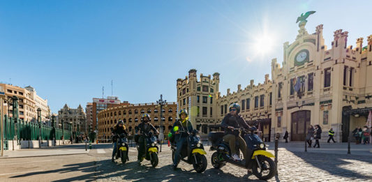Estación norte de Valencia