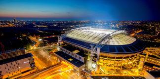 El estadio es energéticamente eficiente y sostenible