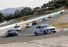 Prueba de autonomía de vehículos eléctricos