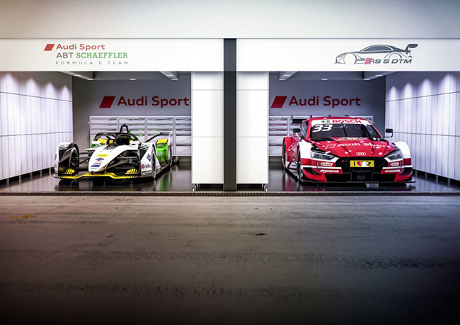 Audi e-tron FE