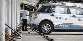 China liderará la transición hacia el vehículo eléctrico