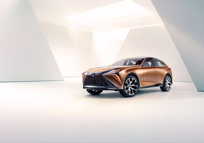 Lexus LF1 Concept Car