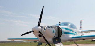 Siemens aviones eléctricos