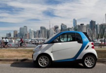 Car2go carsharing