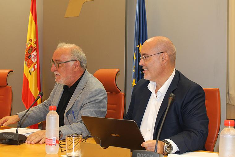 Directores DGT y AEDIVE