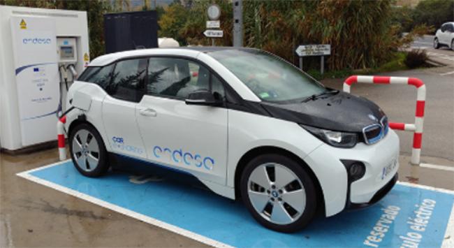 Endesa recarga de vehículos eléctricos