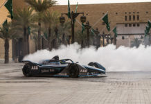 Felipe Massa Equipo Venturi de Fórmula E