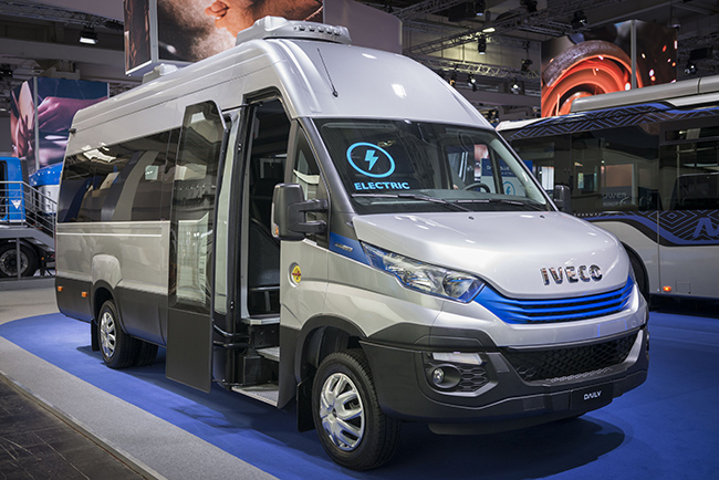 Iveco Daily Electric Hannover