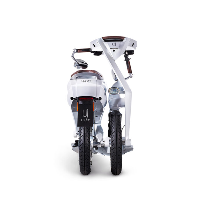 Ujet y SustainAbility Informe sobre scooters eléctricos