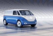 Volkswagen I.D. Buzz-Cargo