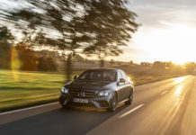 Mercedes-Benz Cars Driven by EQ