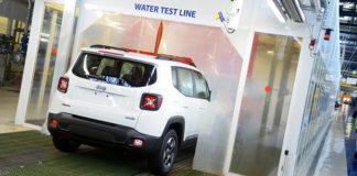 El Jeep Renegade híbrido enchufable se fabricará en Melfi