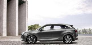 Hyundai Nexo hidrógeno