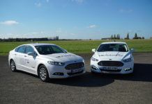 IPM pruebas de UK Autodrive