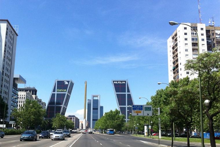 Se suspende la aplicación de Madrid Central.