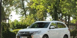 Mitsubishi Outlander PHEV, buenas cifras de matriculaciones en septiembre