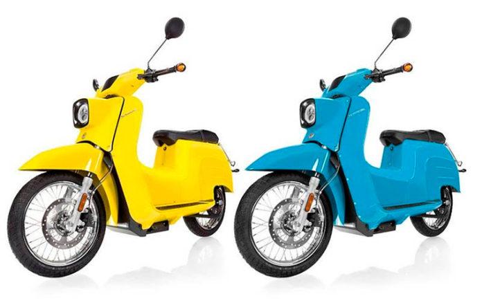 Scooters eléctricos Schwalbe