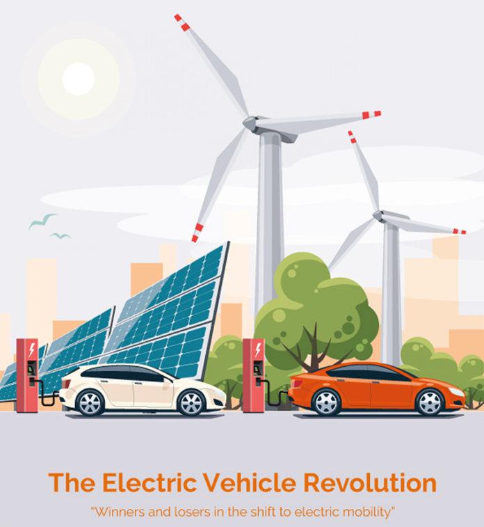 La revolución del vehículo eléctrico