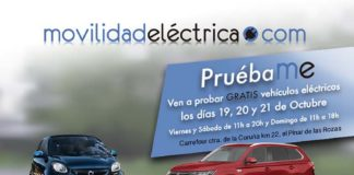 probar un coche eléctrico