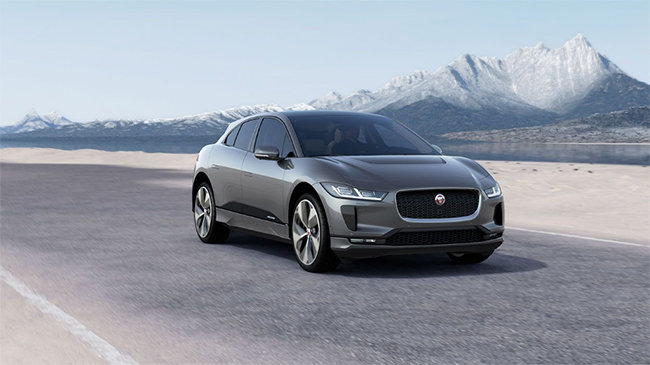 Jaguar I-Pace, el primero de los modelos eléctricos de Jaguar Land Rover