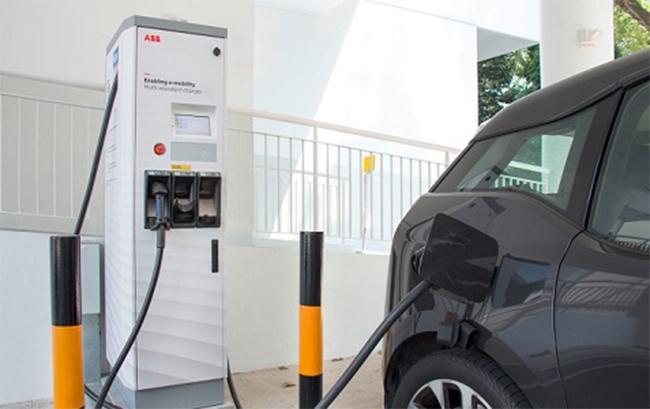 ABB y la movilidad eléctrica