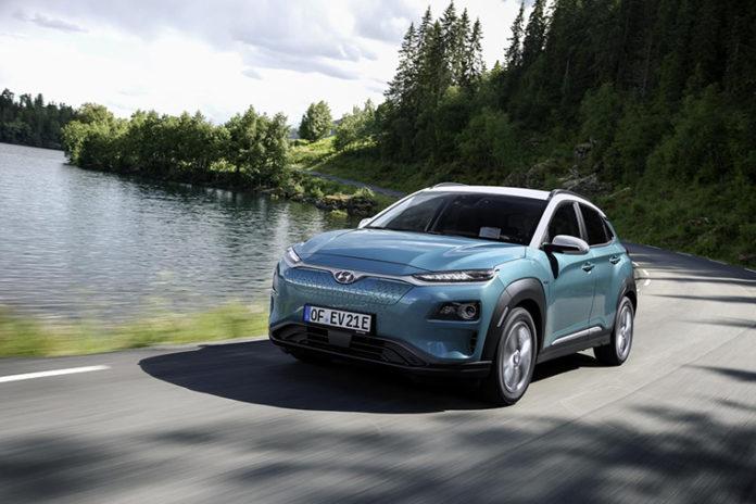 Numerosos premios avalan al Hyundai Kona Eléctrico
