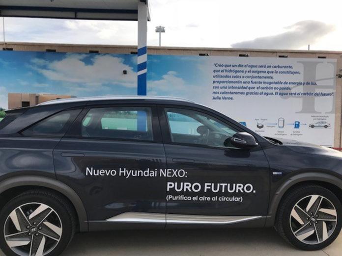 Tecnología del Nexo de pila de combustible
