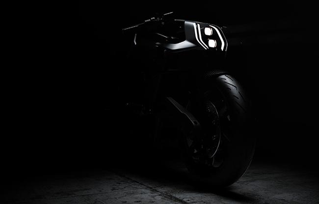 Nueva moto eléctrica Arc Vector