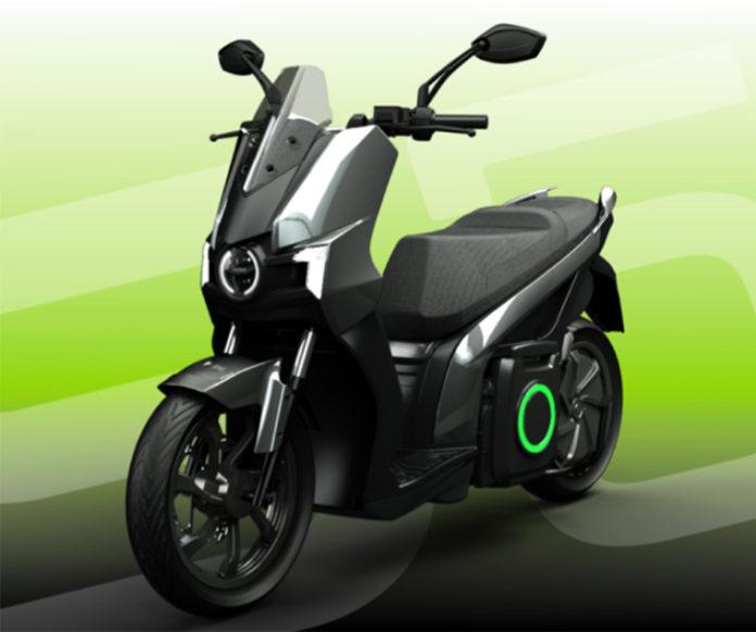 Silence S01, un nuevo scooter eléctrico con batería extraíble.