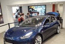 Tesla Model 3 llega a Barcelona