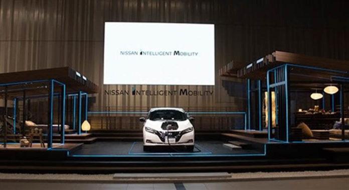 Nissan Energy Home