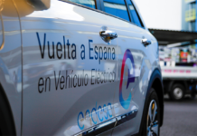 Vuelta a España en Vehículo Eléctrico