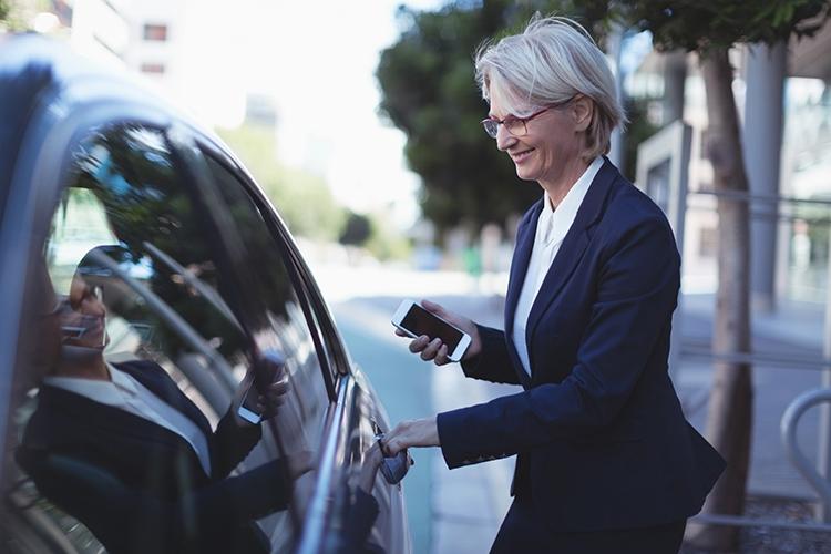 Plataforma Cabify, compañía de movilidad