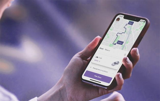 Cabify admite en A Coruña pago electrónico o en efectivo