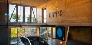 Acuerdo entre Nissan y Bunyesc Arquitectes