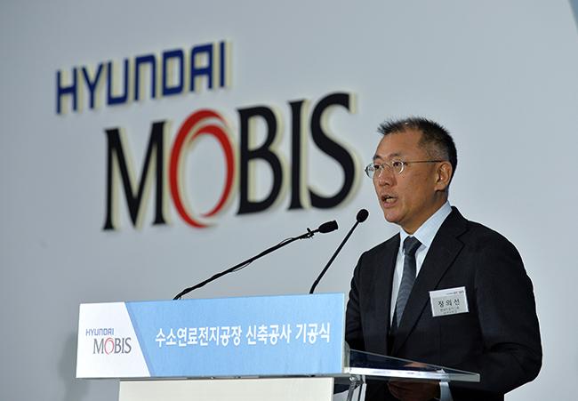 Presentación de FCEV Vision 2030 de Hyundai