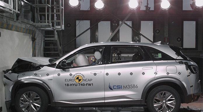 Pruebas Hyundai Nexo