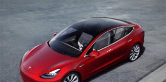 Las entregas del Model 3 se ralentizan en el primer trimestre