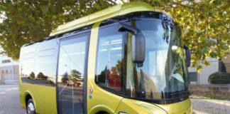 Car-bus.net entrega microbuses eléctricos Wolta en Madrid