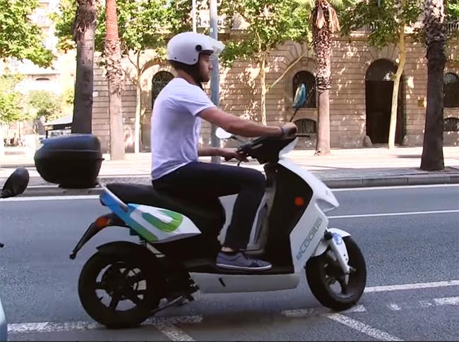 El Grupo Cooltra ofrece diferentes servicios de movilidad