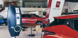 Ventas de coches eléctricos en noviembre
