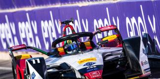 La tercera carrera de la quinta temporada de la Fórmula E se celebra mañana en Santiago de Chile