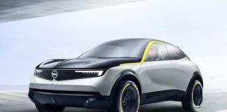 Opel ha mostrado en el Salón de Bruselas el concept eléctrico GT X Experimental.