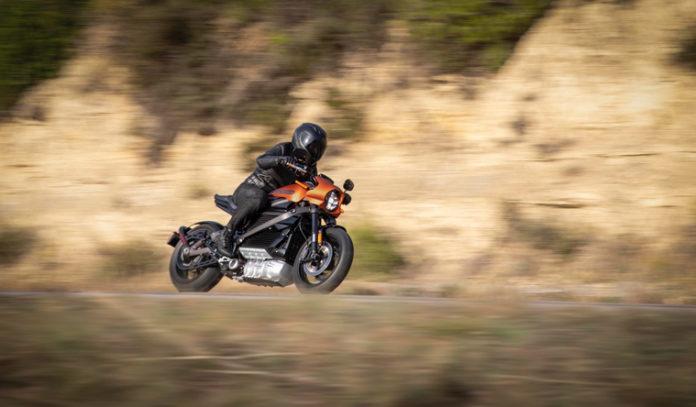 LiveWire, la nueva moto eléctrica de Harley-Davidson