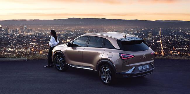 El Hyundai Nexo puede ayudar a mejorar la calidad del aires