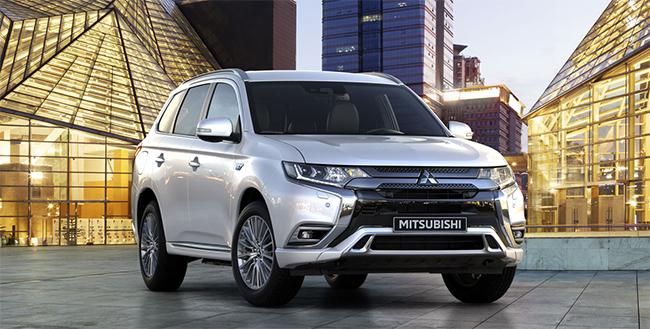 Mitsubishi ha matriculado 1.157 PHEV en 2018