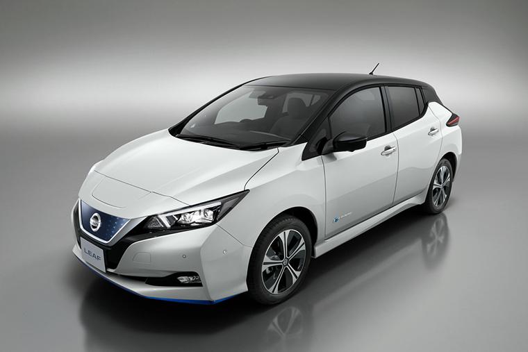 Motor más potente y más autonomía de batería para el LEAF e+ 3.ZERO
